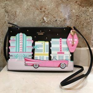 Kate Spade Novelties Pink Caddilac Sima